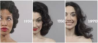 100 years hairstyle images how women s hairstyles have evolved over the last 100 years