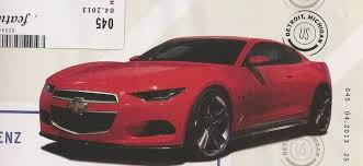 sixth camaro car driver renders sixth generation 2016 chevy camaro gm authority