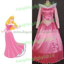 Princess Aurora Halloween Costume Sleeping Beauty Princess Aurora Cosplay Costume Casual