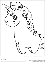 baby unicorn coloring pages realistic horse coloring pages free