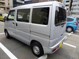 mitsubishi minicab 2016 file mitsubishi minicab van u62v rear jpg wikimedia commons