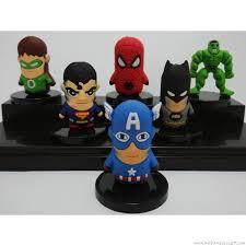 captain america cake topper heroes cake topper superman captain america batman