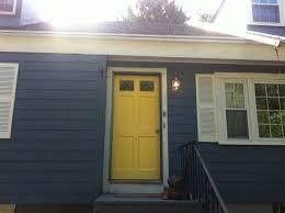 front door house yellow front door our little blue house