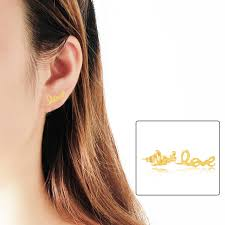 best cartilage earrings stainless steel silver gold ear cartilage earrings