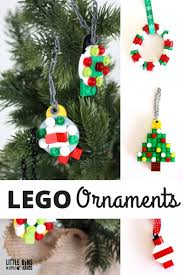 ornaments lego ornament simple to make lego