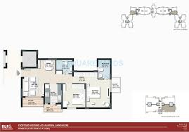 800 sq ft 2 bhk 800 sq ft apartment for sale in dlf maiden heights at rs