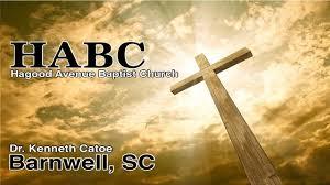 Seeking Jesus Episode Hagood Avenue Baptist Church