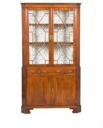 Bookcase With Lock Locking Curio Cabinet Foter