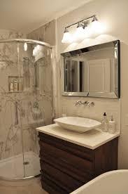 Contemporary Small Bathroom Design Beautiful Small Guest Bathroom Design Orchidlagoon Com