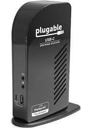 amazon black friday monitors amazon com plugable usb c triple display docking station with