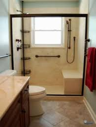 Shower Designs For Bathrooms Ada Bathroom Ada Grab Bar Requirements Therap Pinterest