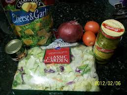 What Type Of Dressing Does Olive Garden Use - olive garden u0027s salad and dressing recipe hacked 4 steps