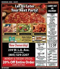 round table pizza menu coupons mp07 round table pizza 93021 1217 coupon adventures