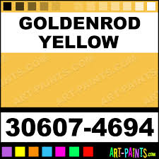 goldenrod yellow lead free enamel paints 30607 4694 goldenrod