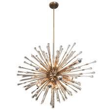 sputnik chandelier beautifully detailed custom glass teardrop sputnik chandelier for