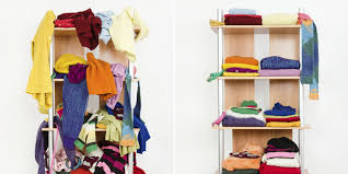 How To Organise Your Closet 10 Diy Storage Hacks That Will Make Your Apartment Feel Huge