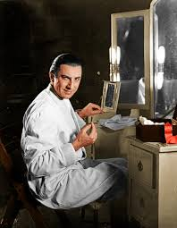 dracula old hollywood in color