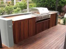 wood kitchen furniture best 25 outdoor kitchen cabinets ideas on outdoor