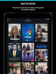 go90 u2013 stream tv u0026 live sports on the app store