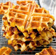 mashed potato waffles kirbie s cravings