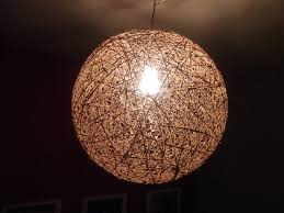 Sphere Ceiling Light Sphere Pendant Light Bar Lighting Rustic Design Light