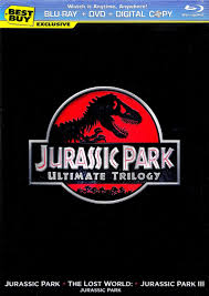 the lost world jurassic park jurassic park trilogy blu ray jurassic park the lost world