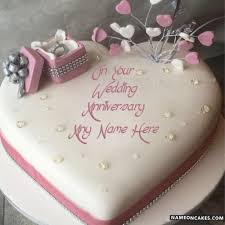 wedding anniversary cakes top happy anniversary cakes with name online greetings