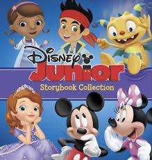 disney junior storybook collection by disney book disney