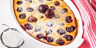 clafoutis recipes that demonstrate why it kind of sounds like