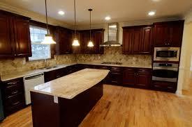 New York Kitchen Cabinets Brown Kitchen Cabinets Pacifica Door Style Kitchen Cabinet