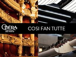 opera cosi fan tutte cosi fan tutte opéra national de paris 2017 production paris