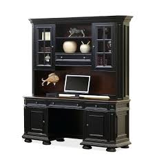 Corner Office Desk With Hutch Corner Office Desk With Hutch Image Of Black L Shaped And Cherry
