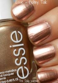 my new nail color obsession penny talk by essie perfect for any