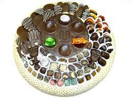 sadar plate passover chocolate seder plate masterpiece le chocolatier