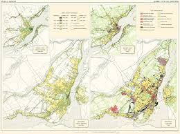 Map Of Montreal Canada by Map Du Jour Atlas Of Canada Quebec City And Montreal 1608 To
