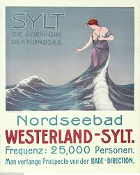 julius paul collection of european travel posters up for auction