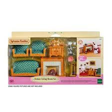 Sylvanian Families Deluxe Living Room Set Sylvanian Families UK - Sylvanian families luxury living room set