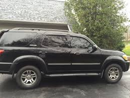 2005 toyota sequoia limited specs 2005 toyota sequoia limited awd