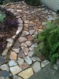 flagstone patio ground cover homedesignlatest site
