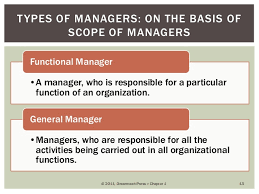 functional managers chapter 01 introduction to management