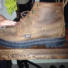 womens justin boots size 12 50 justin shoes s justin chukkas from kristin s