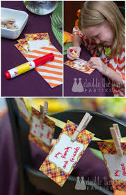 thanksgiving kids table ideas our parties bright u0026 colorful thankgiving kids u0027 table