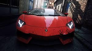 2012 Lamborghini Aventador - need for speed most wanted lamborghini aventador hidden location