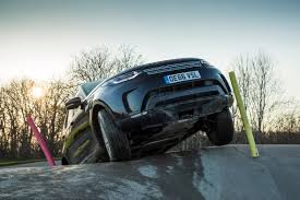 land rover discovery off road tires going off road in the new land rover discovery the everyday man