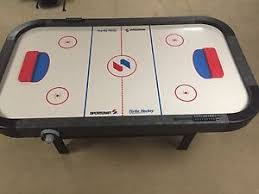 sportcraft turbo hockey table sportcraft turbo air hockey table ebay