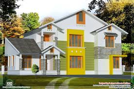 28 spectacular sloping roof house information house plans 43274