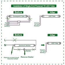 t8 led tube light wiring diagram free picture wiring diagrams