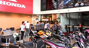 honda motors philippines honda philippines launches flagship motorcycle shop in davao