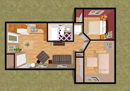 floor plan for small house all sizes cozyhomeplans 544 sq ft small house floor plan