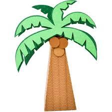 silhouette design store view design 122567 coconut tree box